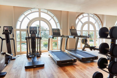 Steigenberger Grandhotel & SPA Petersberg: Fitness-Center