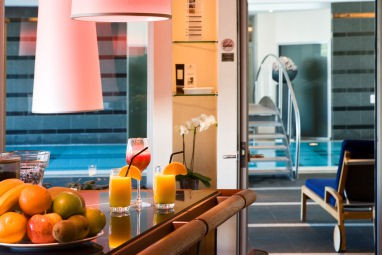 Steigenberger Airport Hotel Amsterdam : Wellness/Spa