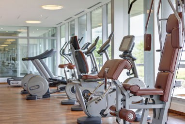 Steigenberger Airport Hotel Amsterdam : Fitness-Center