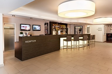 Mercure Hotel am Entenfang Hannover: Lobby