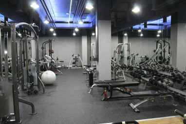 Vienna House Andel´s Prague: Fitness-Center