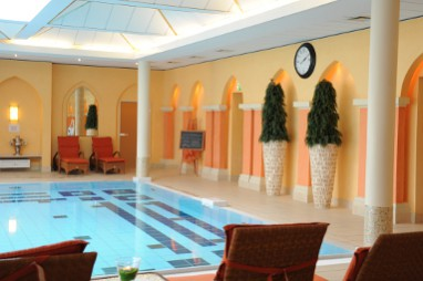 Steigenberger Hotel and Spa Bad Pyrmont: Wellness/Spa