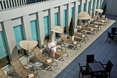 H4 Hotel München Messe : Bar/Lounge